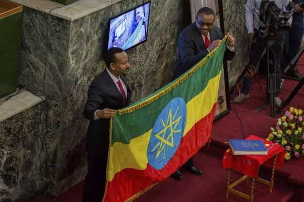 Ahmed ist seit Mai 2018 Ministerpräsident von Äthiopien.