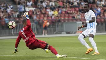 FC Zürich - FC Aarau, 03.06.2017