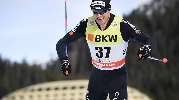 Dario Cologna führt das Schweizer Aufgebot an der Tour de Ski an