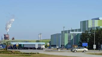 Das ThyssenKrupp-Stahlwerk in Calvert, Alabama, wird verkauft