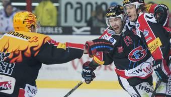 Spiel 3 in den Playoff-Halbfinals: Bern gege Zug und Fribourg gegen ZSC