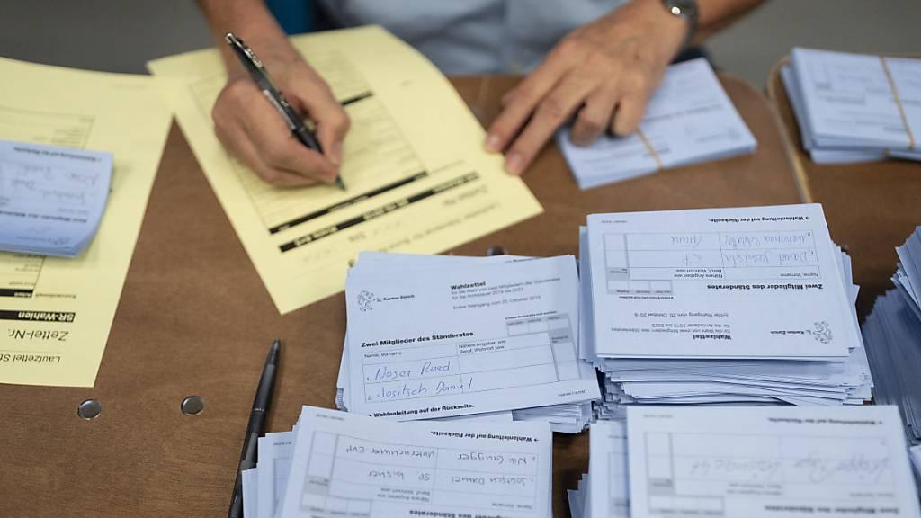 Ex-Stadtschreiber der Wahlfälschung schuldig gesprochen