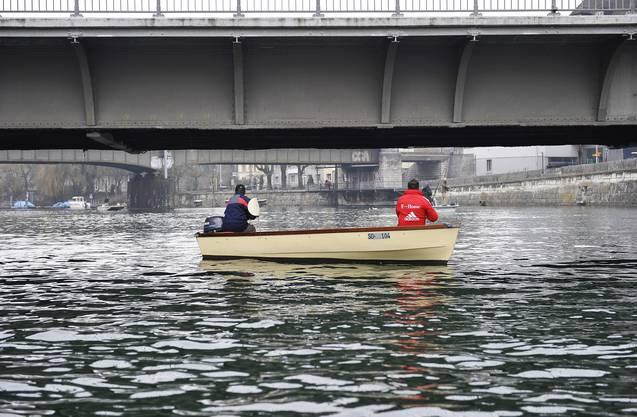 Angler sind selten alleine