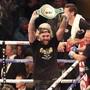 """Tyson Fury, der selbsternannte """"Gypsy King"""", gewann in Belfast auch seinen 27. Kampf als Profi"""