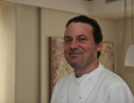Martin Bänziger führt das Gourmet-Restaurant.