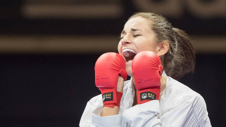 Elena Quirici will die Enttäuschung nun langsam verarbeiten.