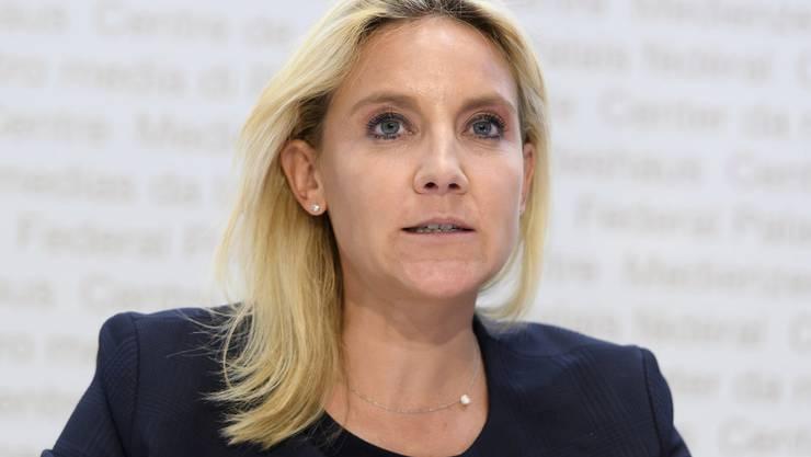 Céline Amaudruz, Nationalrätin, 41, GE Stand : Schlug ein Co-Präsidium vor, die Findungskommission wollte das aber nicht. Stärken : Hat sich zunehmend emanzipiert, macht Gleichstellung in der SVP zum Thema. Schwächen : Mitverantwortlich für die schwachen Wahlresultate der SVP in der Westschweiz.
