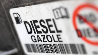 Die CO2-Emissionen von Dieselmotoren sind im Vergleich mit Benzinmotoren deutlich geringer