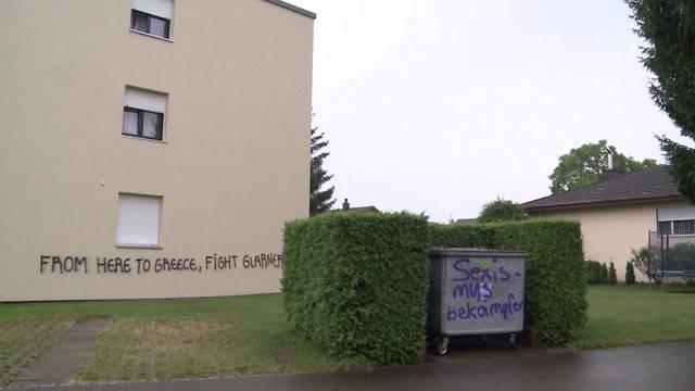 Oberwil-Lieli-Sprayer verurteilt