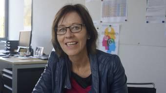 Silvia Petiti bleibt ein weiteres Jahr Präsidentin im Zweckverband Gemeinsame Schule Unterleberberg.
