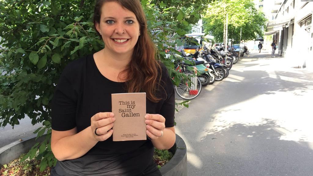 St.Gallen erhält Insider-Stadtführer