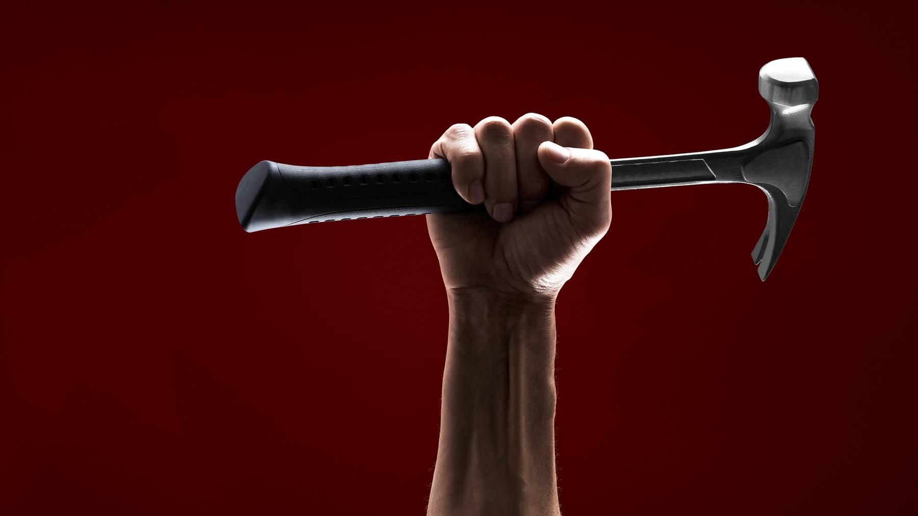 Hammer (Symbolbild)