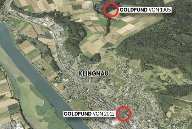 Am 3. Februar 1905fanden Holzhauer eine Kiste mit 829 Goldmünzen im Wald. Mehr im Video unten.