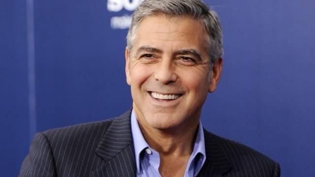 Clooney war zu Gast bei Berlusconi und weiss nicht viel Gutes zu berichten