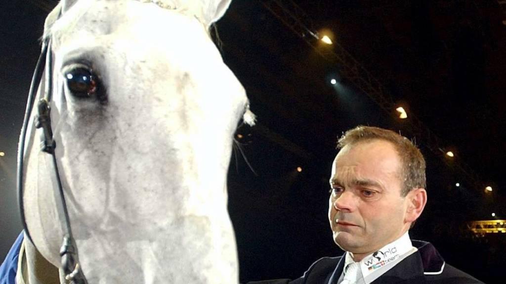 Bangen um Olympia-Reiter Willi Melliger
