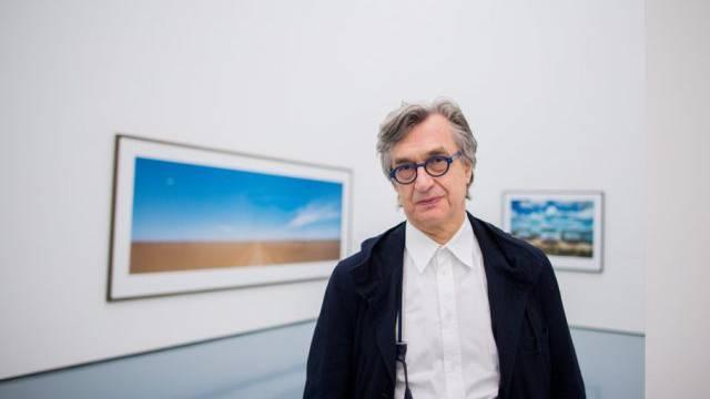 Wim Wenders sieht nicht nur blauen Himmel (Archiv)