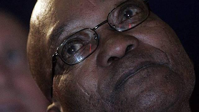 Zuma stellt sein Kabinett vor
