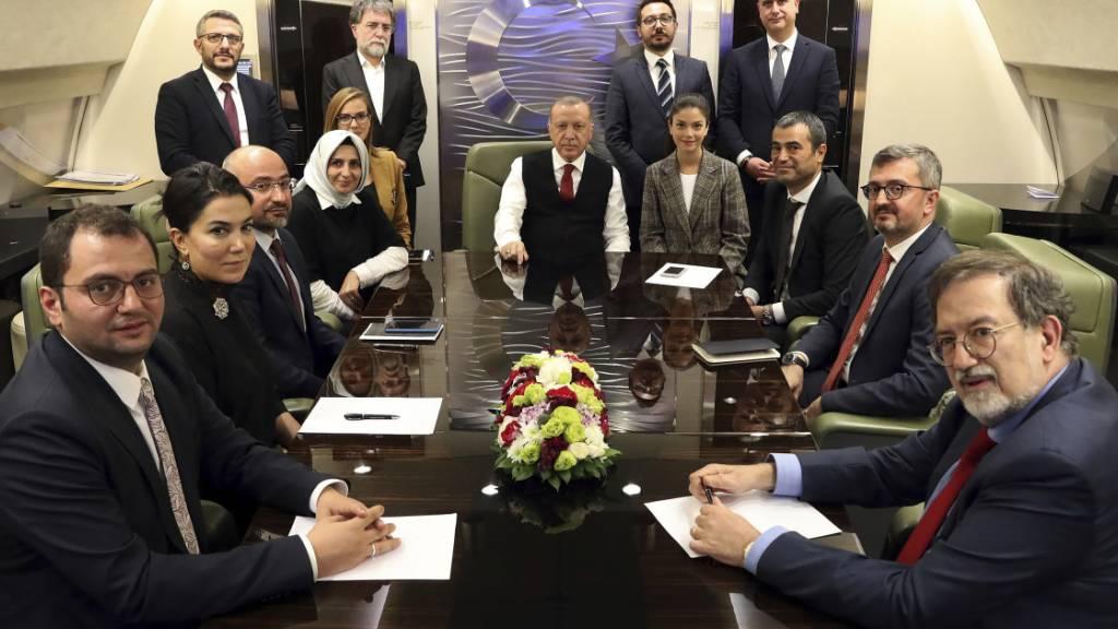 Erdogan weist Forderung nach Waffenstillstand mit Kurden zurück
