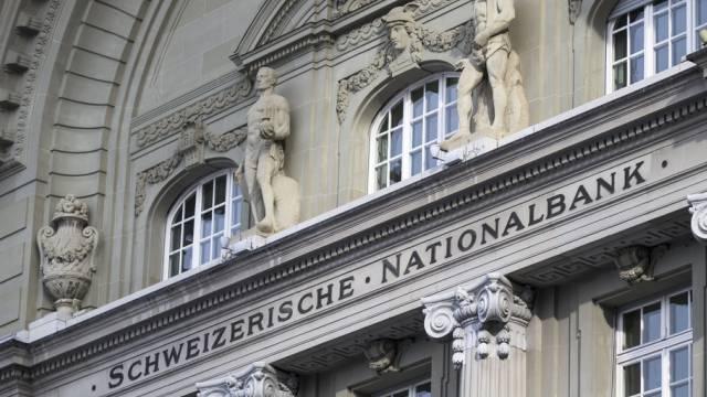 Ständeräte wollen der Nationalbank Druck aufsetzen