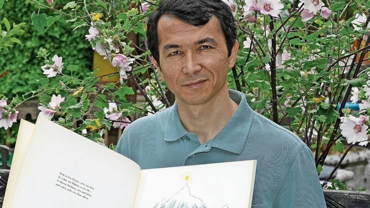 Die Geschichte vom «Schellen-Ursli» erinnert Mustafa Kateb an das Leben in den Bergen von Afghanistan.