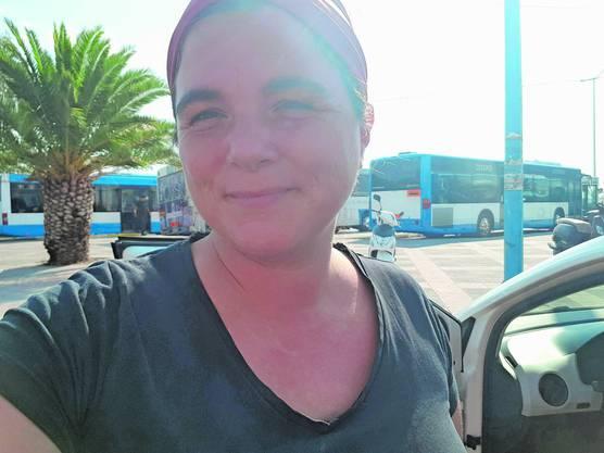 Alea Horst, 38, aus Deutschland.