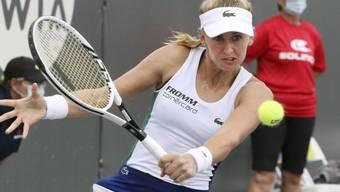 Jil Teichmann zieht erstmals in einem WTA-Final den Kürzeren