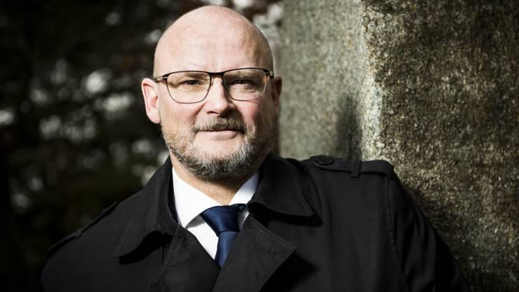 Rückkehr auf die politische Bühne: Yvan Perrin soll für die SVP Neuenburg die Kohlen aus dem Feuer holen. (Archiv)