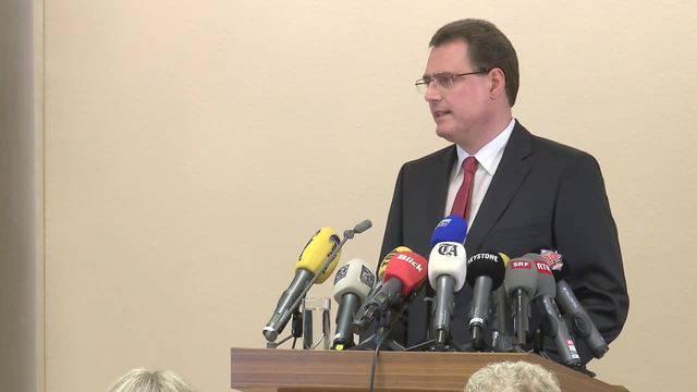 SNB-Chef Thomas Jordan darüber, warum die SNB gerade jetzt den Mindestkurs aufhebt