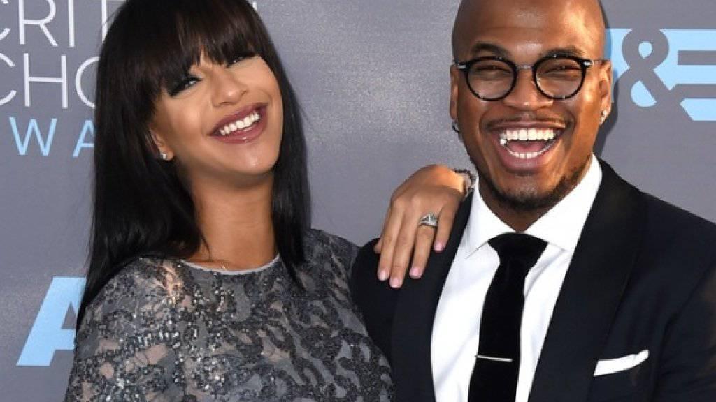 Sänger Ne-Yo hat seine schwangere Freundin geheiratet