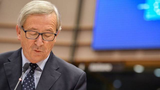 Jean-Claude Juncker im EU-Parlament am 12. November (Archiv)