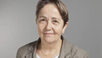 Porträt von Hildegard Fässler (Archiv)