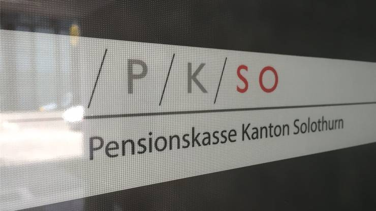 Alle vier Jahre muss die Regierung über den Stand der Ausfinanzierung der Pensionskasse informieren.