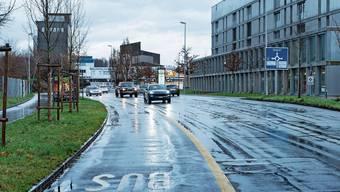 Auf die Umgestaltung der Tellistrasse warten die Quartierbewohner schon lange. Die Stadt prüft hier Tempo 30.