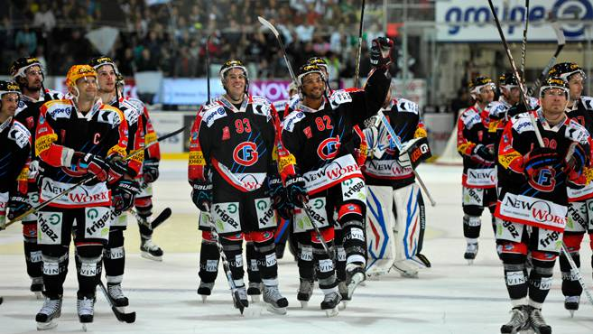 Stadionverbote gegen 83 Gottéron-Fans