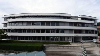 Das Gemeindehaus Stäfa.