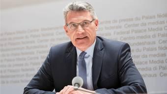 «Ein Kündigungsschutz für Whistleblower passt nicht ins Bild unseres liberalen Arbeitsrechts», sagt Pirmin Schwander (SVP/Schwyz).
