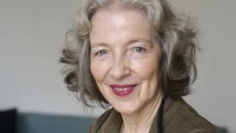 Die Schweizer Schriftstellerin Gertrud Leutenegger
