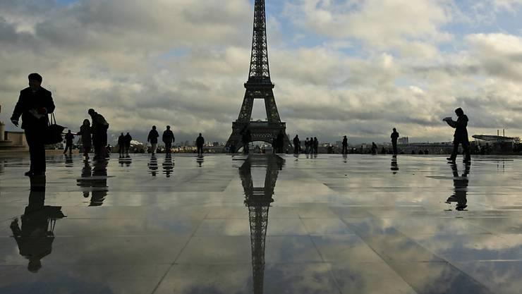 Wegen der Terroranschläge der letzten Monate machen Touristen einen Bogen um europäische Topdestinationen wie Paris und Brüssel. (Archiv)