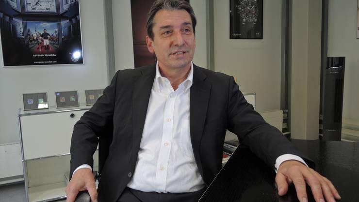 Erich Blösch ist neuer Verwaltungsratspräsident der Regionalflugplatz Jura-Grenchen AG und Nachfolger von Alfred Lüthi.
