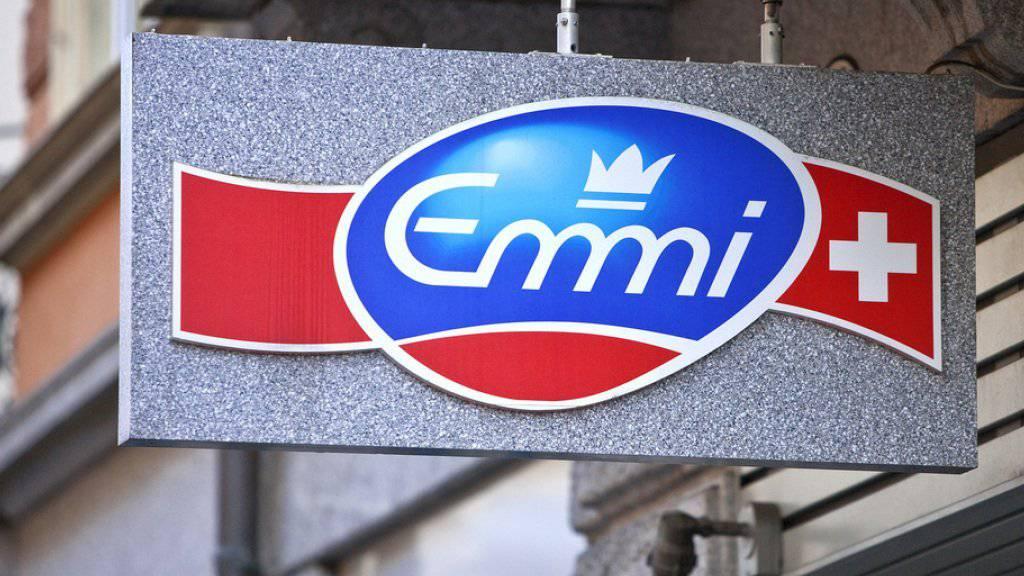 Hauptsitz von Emmi in Luzern: der grösste Schweizer Milchverarbeiter Emmi stärkt sein Geschäft in Deutschland.