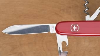 Ein Original Schweizer Offiziermesser von Victorinox