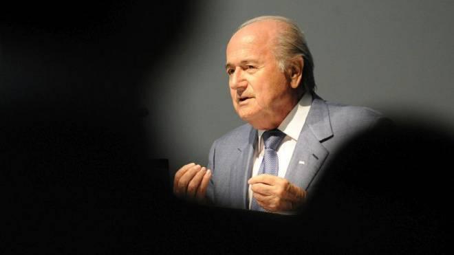 Sepp Blatter wurde diese Woche von der Ethikkommission für 90 Tage gesperrt. Foto: Eq images / Melanie Duchene