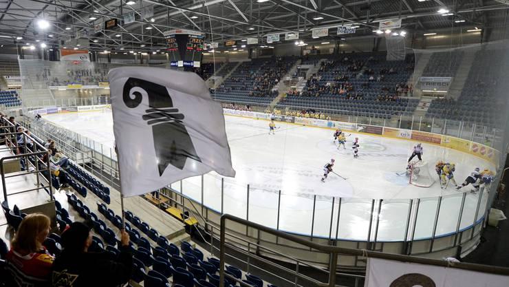 Wird Basel in Zukunft doch noch zu einer echten Eishockey-Stadt? Keystone