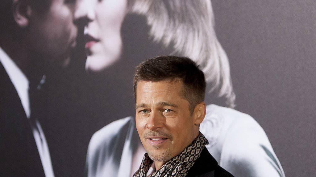 FBI stellt Ermittlungen gegen US-Schauspieler Brad Pitt ein.