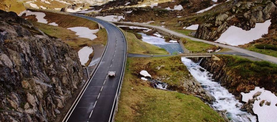 The Grand Tour macht Halt in der Schweiz