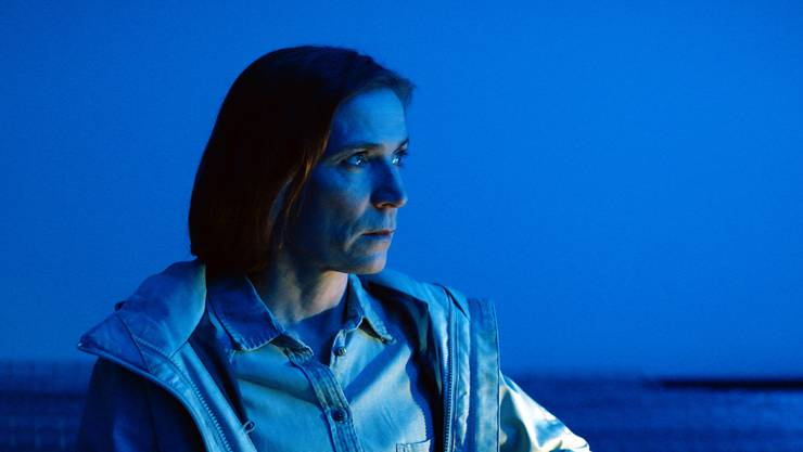 Judith Hofmann macht in «Der Unschuldige» die innere Zerrissenheit einer Frau spürbar und spielt dabei gross auf.
