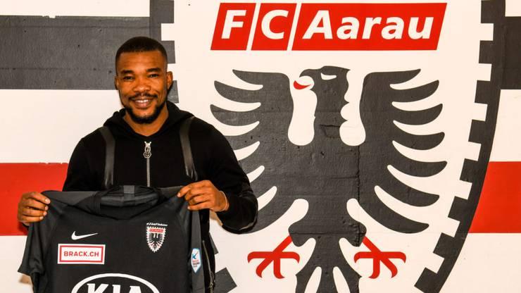 Geoffroy Serey Die hat eine neue Heimat gefunden. Der FC Aarau nimmt ihn bis Jahresende unter Vertrag.