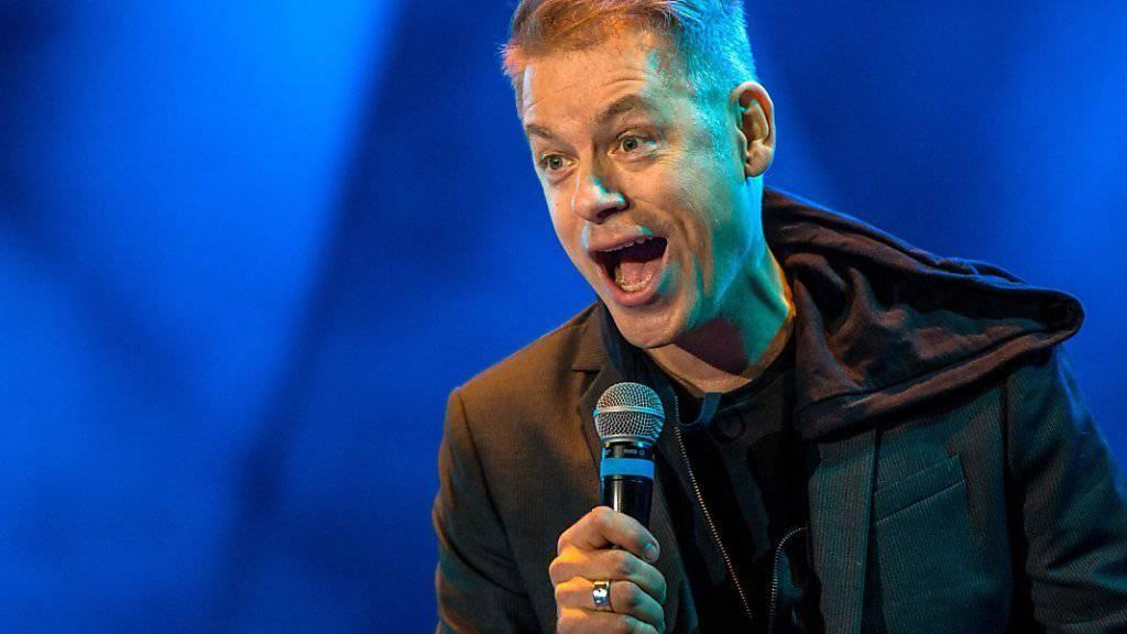 Komiker Michael Mittermeier kontert Hass-Mails auf der Bühne. (Archivbild)