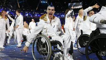 Bunte Eröffnungsfeier der 14. Paralympics
