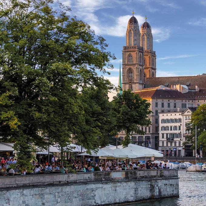Die schönsten Seerestaurants am Zürichsee und Umgebung